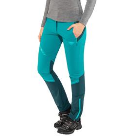 Dynafit Transalper Pro - Pantalon long Femme - Bleu pétrole